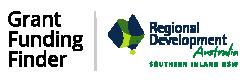 RDA Southern Inland Grant Funding Finder Logo